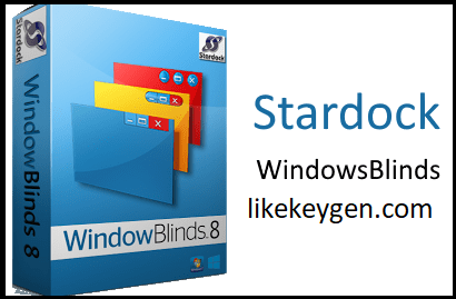WindowBlinds 10.89 Crack + Product Code Free Download [Patch 2021]